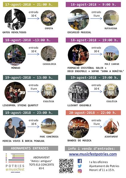 Musicfest Potries